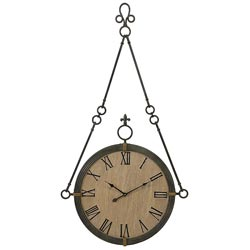 Regent Geometric Wall Clock