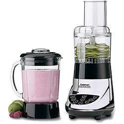 Cuisinart BFP-703CH SmartPower Duet Chrome Blender/ Food Processor