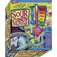 Poof-Slinky Scientific Explorer: Sour Candy Factory Kit