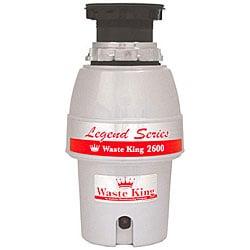 Waste King L-2600 Food Disposer - Thumbnail 0