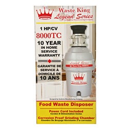Waste King L-8000TC Garbage Disposer
