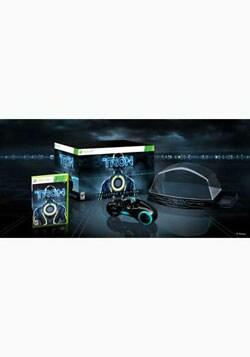 Xbox 360 - Tron: Evolution Collector's Edition