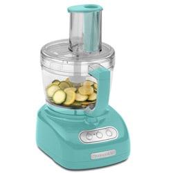 Aqua Sky Kitchenaid Food Processor