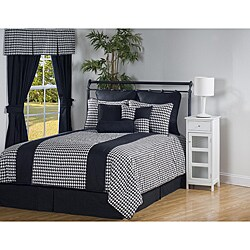Harvard 9-piece Full-size Comforter Set - Thumbnail 0