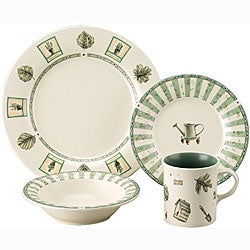 Pfaltzgraff 16-piece Naturewood Dinnerware Set