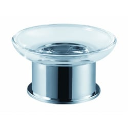 Fresca Glorioso Chrome Free Standing Soap Dish