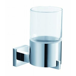 Fresca Glorioso Chrome Tumbler Holder