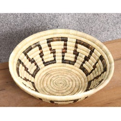 Grass and Bamboo Wide Kansai Bowl (India)