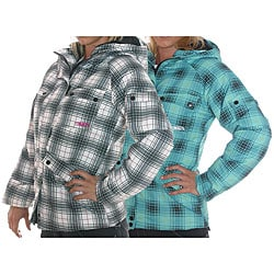 PipeLine Women's Hysteric Plaid Jacket