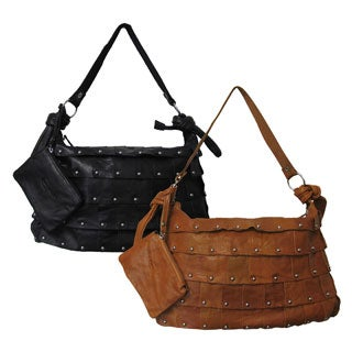 Amerileather Miao Leather Handbag