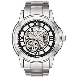 Bulova Men's BVA Series 110 Automatic Skeleton Dial Watch