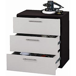 Stack-On Read- to-assemble 3-drawer Project Center