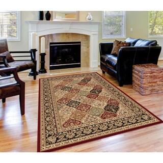 Alise Soho Multi Oriental Rug (8'9 x 12'3)