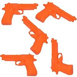 Rubber Standard 92 Safety Orange Training Guns (Pack of 5) - Thumbnail 0