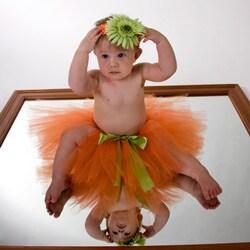 Pumpkin Princess Tutu