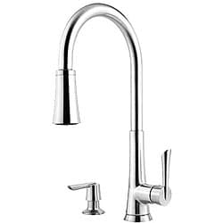 Price Pfister PGT529MDC Mystique Chrome Single-handle Kitchen Faucet
