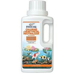 PondCare 32-oz Chlorine and Heavy Metal Neutralizer
