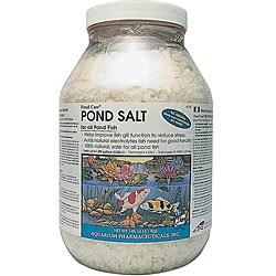PondCare 9.6-pound Pond Salt Granules