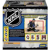NHL Mini Hockey Goalie Equipment/ Mask Set