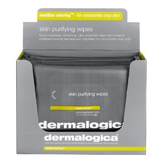 Dermalogica 20-count Skin Purifying Wipes (Pack of 6)