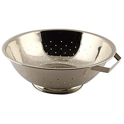 Crestware Stainless Steel 5-quart Colander