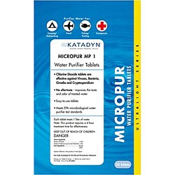Micropur Tablets (Pack of 20)