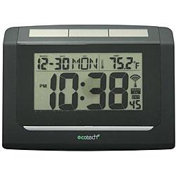 Equity by La Crosse 65906 Solar Atomic Digital Clock