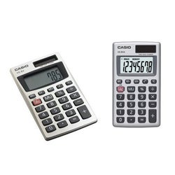 Casio HS8VA Pocket Calculator