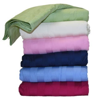 Cottonloft All Natural Down Alternative Cotton-filled Throw
