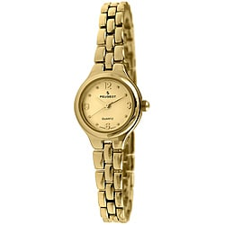 Peugeot Women's Goldtone Watch