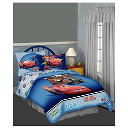 disney pixar cars twin size 4 piece bed in a bag free shipping today