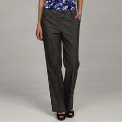 Shop Larry Levine Women S Dress Pants Free Shipping On