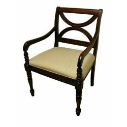 Moon Oak Easy Chair