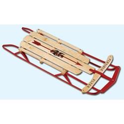 Flexible Flyer 48-inch Steel Runner Sled - Thumbnail 0
