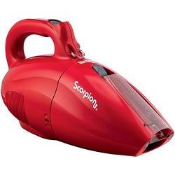 Shop Dirt Devil Sd2000 Red Quick Flip Hand Vacuum Free