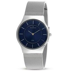 Skagen Men's Grey Stainless Steel Watch
