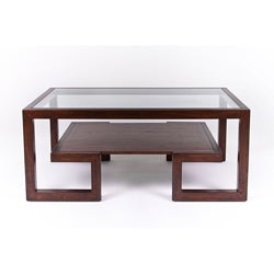 Temple Coffee Table - Thumbnail 0