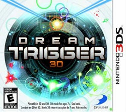 NinDS 3DS - Dream Trigger 3D - By D3 Publishing
