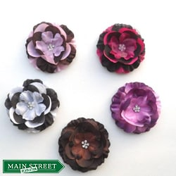 Boutique Flower Clip