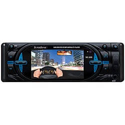 Supersonic SC-305 Flip-down Detachable 3.5-inch LCD Panel Screen Display with DVD/MP3/CD