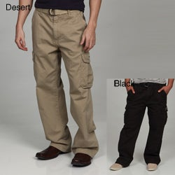 Union Bay Men S Survivor Belted Cargo Pant Free Shipping