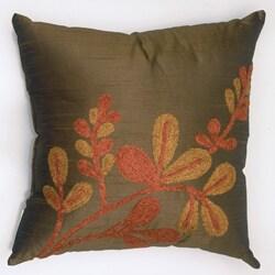 Shop Jordana Moss Green Throw Pillows Set Of 2 Free