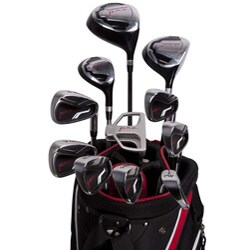 Pinemeadow 16-piece Golf Set