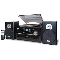 Jensen 3-speed Turntable/ CD/ Cassette/ AM/FM Stereo|https://ak1.ostkcdn.com/images/products/P13427490.jpg?impolicy=medium