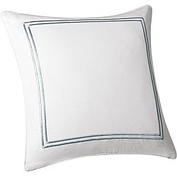 Chelsea Embroidered Border Square Pillow