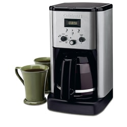 Cuisinart CBC-00FR Brew Central Programmable 12-cup Coffeemaker (Refurbished)