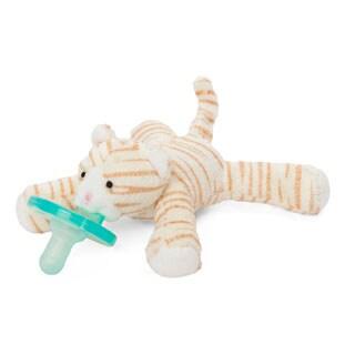 WubbaNub Tabby Kitten Infant Pacifier