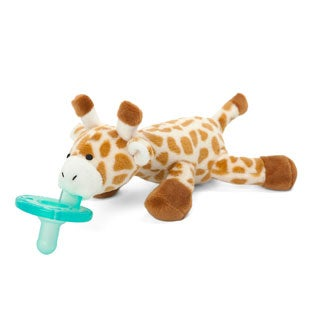 WubbaNub Giraffe Infant Pacifier