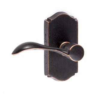Sure-Loc Rustic Bronze Dummy Door Lever