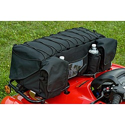 Raider Black ATV Rack Bag